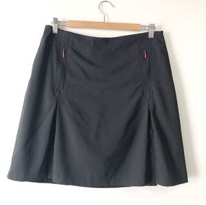 Women's Black Nike Golf Skort Size 8